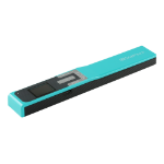I.R.I.S. IRIScan Book 5 1200 x 1200 DPI Handheld scanner Turquoise A4