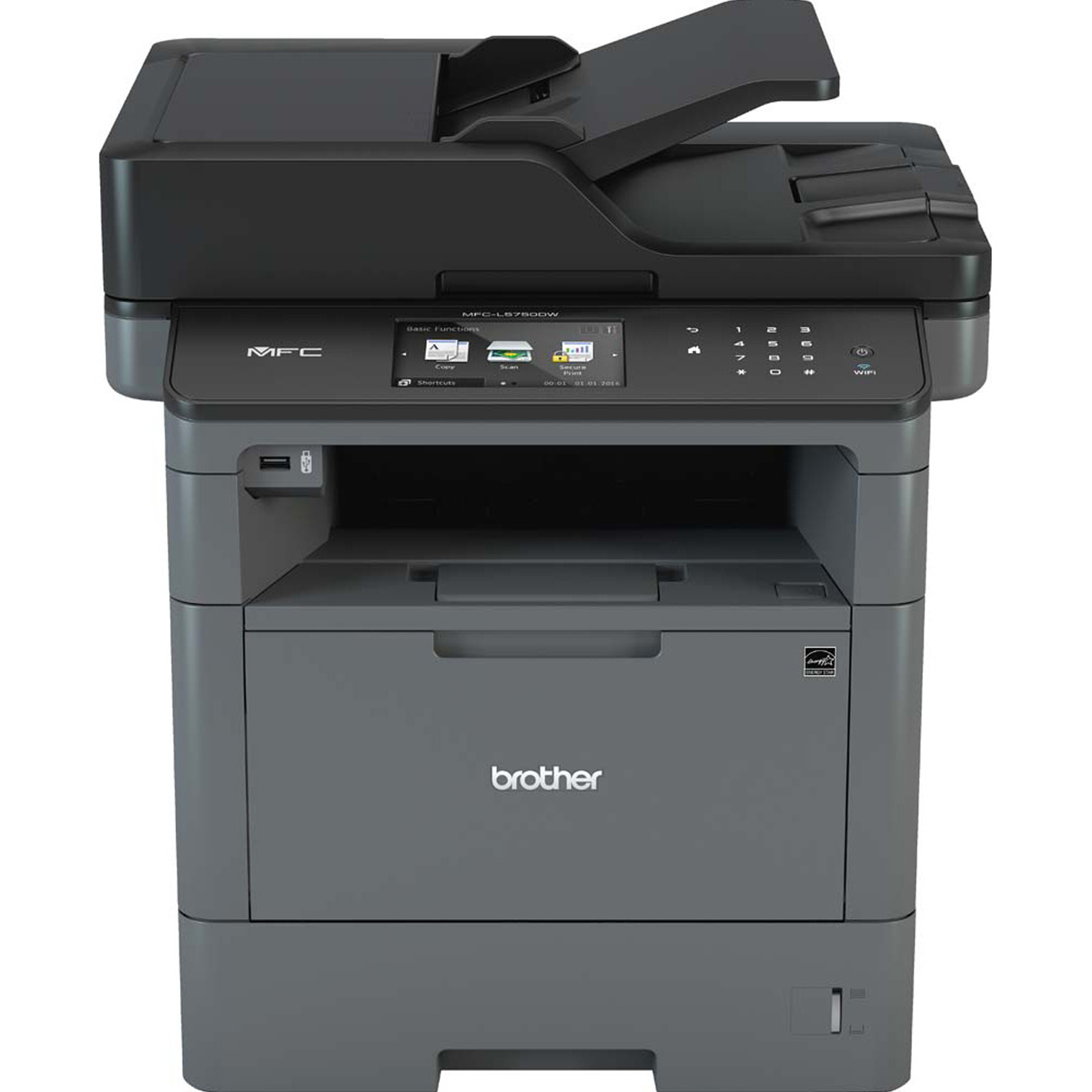 Mfc-l5750dw - Multi Function Printer - Laser - A4 - USB / Ethernet