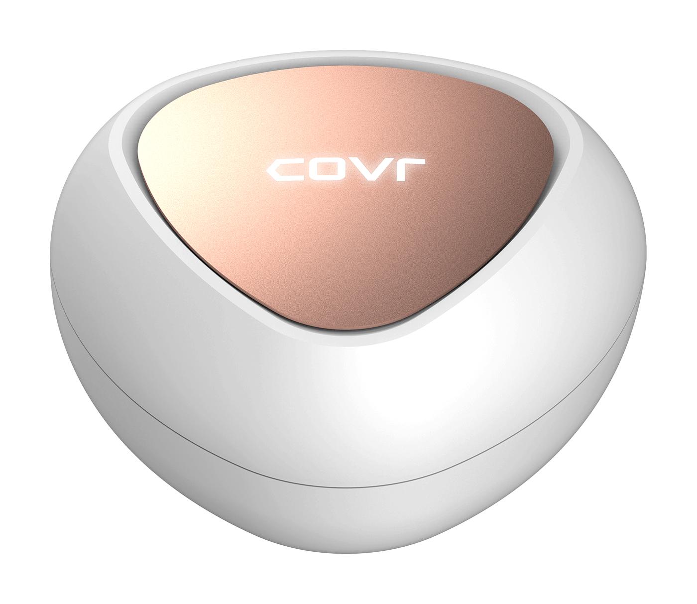 D-Link COVR 1000 Mbit/s Bronce, Blanco