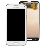 Samsung LCD Front Assembly (White)
