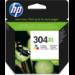 HP 304XL Original Cian, Magenta, Amarillo