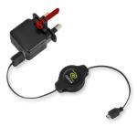 ReTrak UKCHGWSCM5 Indoor Black mobile device charger