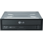 LG BH16NS55 optical disc drive Internal Black Blu-Ray DVD Combo