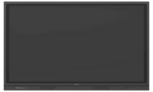 Optoma 3861RK interactive whiteboard 2.18 m (86