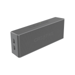 Creative Labs MUVO 2 Mono portable speaker Grey
