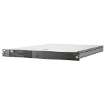 Hewlett Packard Enterprise StoreEver LTO-5 Ultrium 3000 SAS Tape Drive in 1U Rack-mount 1500GB 1U Black tape auto loader/library