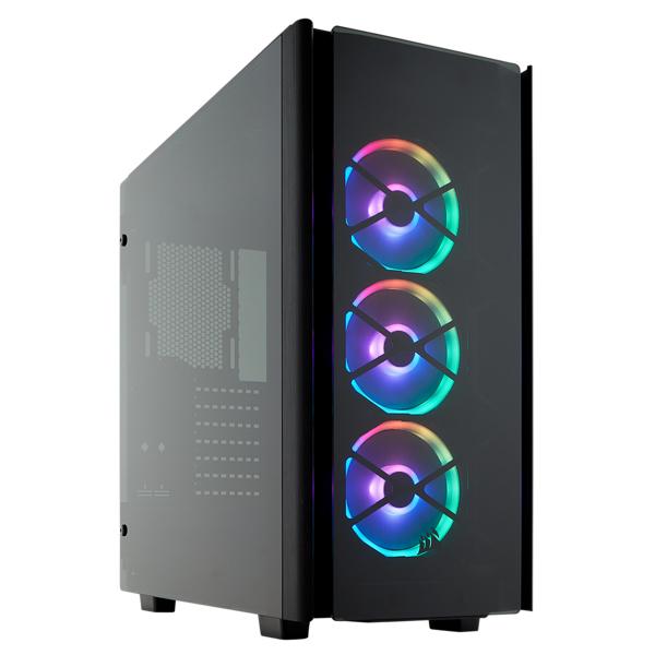Corsair Obsidian 500D RGB SE Premium Midi Tower Black