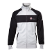 Capcom Resident Evil Men's Operative Track Jacket, Large, Black/White (JK208000RES-L)