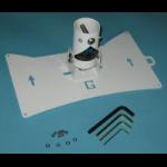 Ra technology RA-EPSON-EBG5450/5750-DPM projector mount accessory Metal White