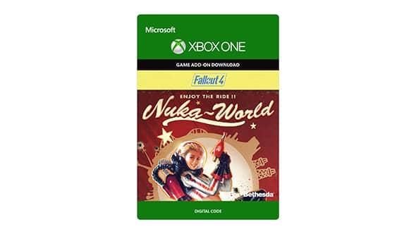 Microsoft Fallout 4: Nuka-World Xbox One Video game add-on