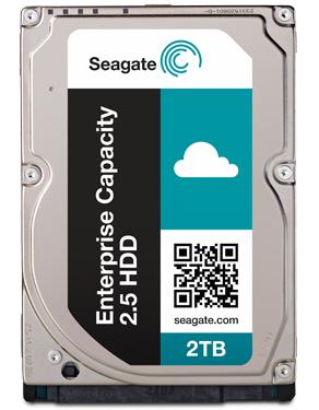 "Seagate Constellation .2 2TB 2.5"" 2048 GB Serial ATA"