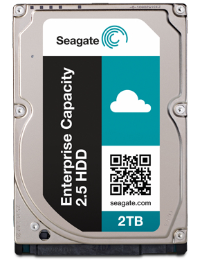 "Seagate Constellation .2 2TB 2.5"" 2048 GB SATA"