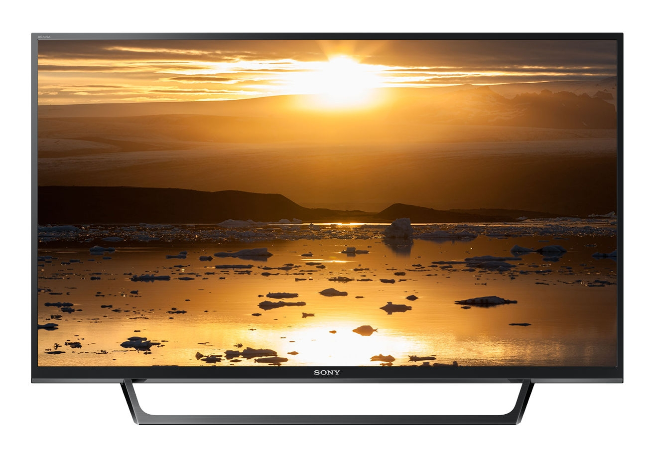"Sony KDL-40WE663BU 101.6 cm (40"") Full HD Smart TV Wi-Fi Black"