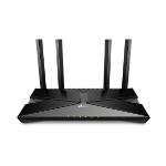 TP-LINK Archer AX1500 wireless router Gigabit Ethernet Dual-band (2.4 GHz / 5 GHz) Black