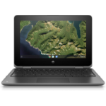 "HP Chromebook x360 11 G2 EE Black,Blue 29.5 cm (11.6"") 1366 x 768 pixels Touchscreen Intel® Celeron® N N4000 4 GB LPDDR4-SDRAM 32 GB eMMC"