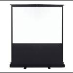 """Metroplan Vertigo Portable Floor Screen projection screen Black,White 165.1 cm (65"""") 16:9"""