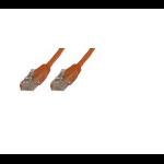 Microconnect Cat5E, U/UTP, 1.5m networking cable U/UTP (UTP) Orange