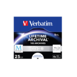 Verbatim M-Disc BD-R 25GB BD-R 5pc(s)