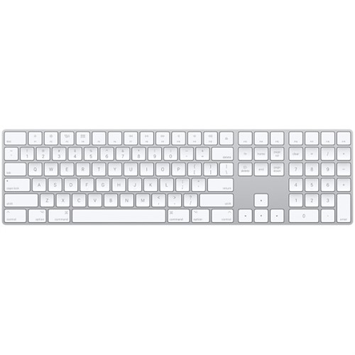 Apple MQ052LB/A keyboard Bluetooth QWERTY US English White