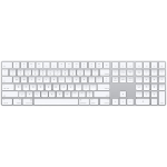 Apple MQ052LB/A Bluetooth QWERTY US English White keyboard