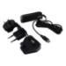 Lantronix 520-158-R adaptador e inversor de corriente Interior Negro
