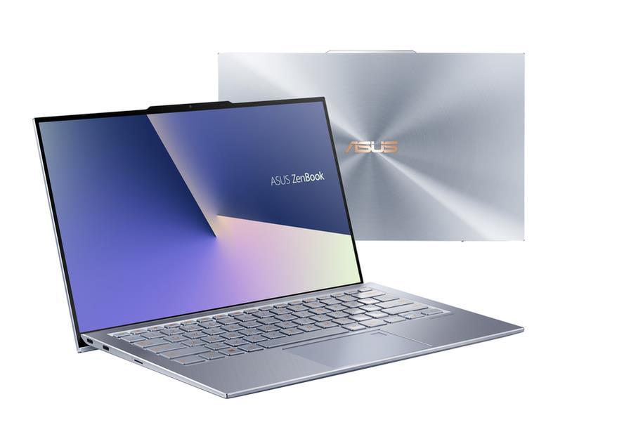 ASUS ZenBook S UX392FN-AB006T notebook Blue 33.8 cm (13.3