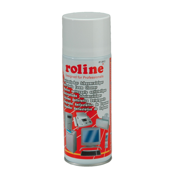 ROLINE Antistatic Foam-Cleaner