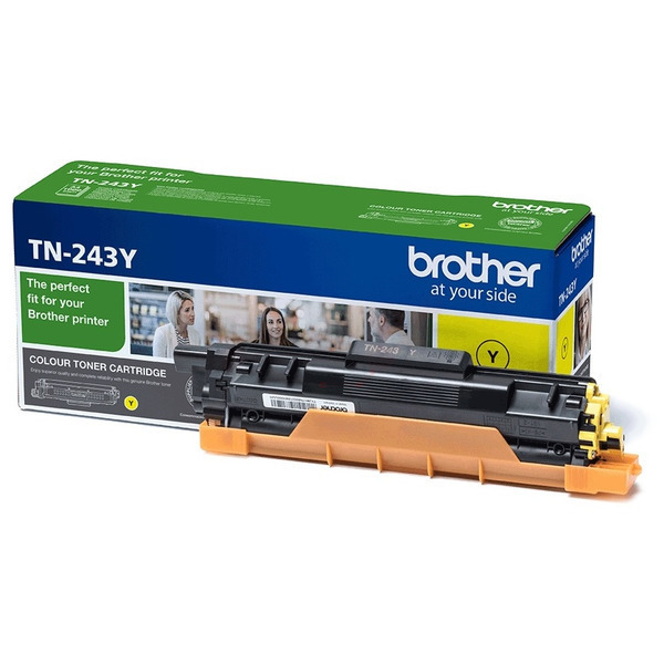 Brother TN-243Y Toner yellow, 1000 pages