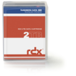 Tandberg Data 2TB HDD RDX Media 8731-RDX