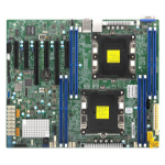 Supermicro X11DPL-i server/workstation motherboard ATX Intel® C621