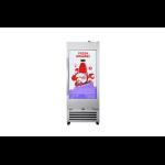 LG 49WEC-C beverage cooler Freestanding Silver