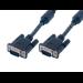 MCL MC340B/15P-3M cable VGA VGA (D-Sub) Negro