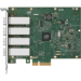 Intel I350F4BLK adaptador y tarjeta de red Ethernet 1000 Mbit/s Interno