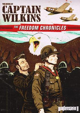 Nexway Wolfenstein II - The Deeds of Captain Wilkins (DLC 3) Video game downloadable content (DLC) PC Español