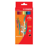 STABILO Color colour pencil 12 pc(s) Multi