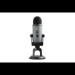 Blue Microphones Yeti Black, Grey Studio microphone