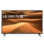 "LG 49UM7100PLB TV 124.5 cm (49"") 4K Ultra HD Smart TV Wi-Fi Black"