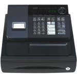 Casio PCR-T280 120PLUs LCD cash register
