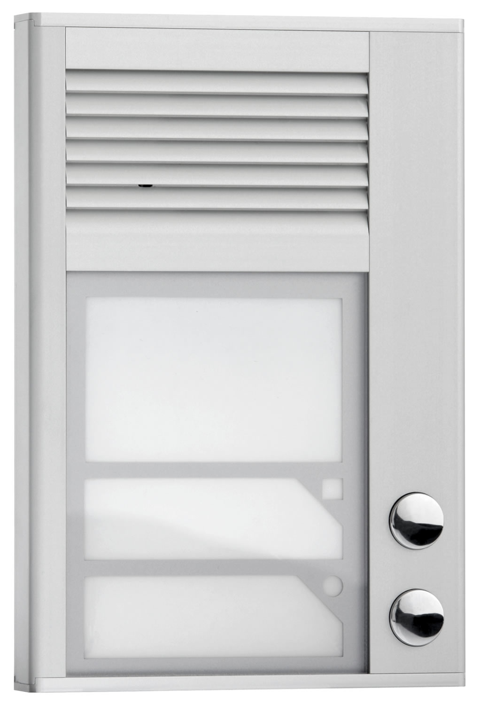 Interquartz ID202 Silver audio intercom system