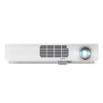 Acer Portable LED PD1520i Beamer/Projektor 2000 ANSI Lumen DLP 1080p (1920x1080) Deckenprojektor Weiß
