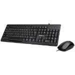 Gigabyte KM6300 keyboard USB QWERTY Black