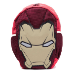 MARVEL COMICS Iron Man Shaped Mask Backpack, One Size, Multi-Colour (BP251010IRN)