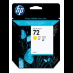 HP 72 Origineel Geel