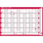 Sasco 2410131 wall planner Pink,White 2021