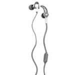 ifrogz Summit mobiele hoofdtelefoon Stereofonisch In-ear Grijs, Wit Draadloos