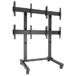 "Chief LVM2X2U flat panel floorstand Black 152.4 cm (60"")"