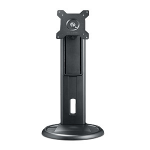 "AG Neovo ES-02 24"" Black flat panel desk mount"