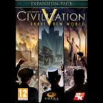 Nexway Sid Meier's Civilization V: Brave New World, PC Video game downloadable content (DLC) Español
