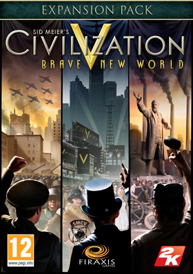 Nexway Sid Meier's Civilization V: Brave New World, PC Video game downloadable content (DLC) Español