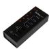 StarTech.com 4 Port USB 3.0 Hub plus 3 Dedicated USB Charging Ports (2 x 1A & 1 x 2A) - Wall Mountable Metal Enclosure
